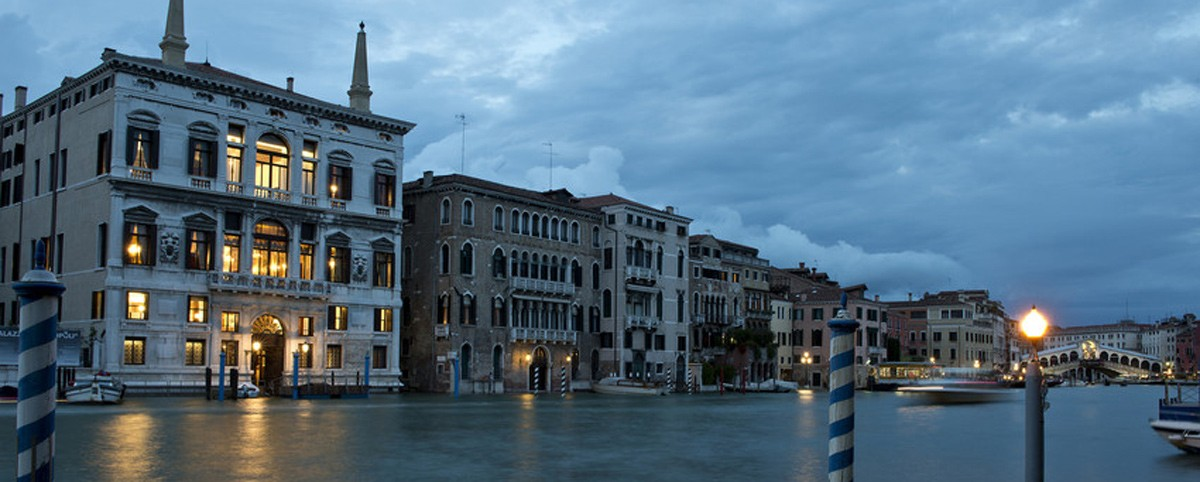 Aman Canal Grande Venise