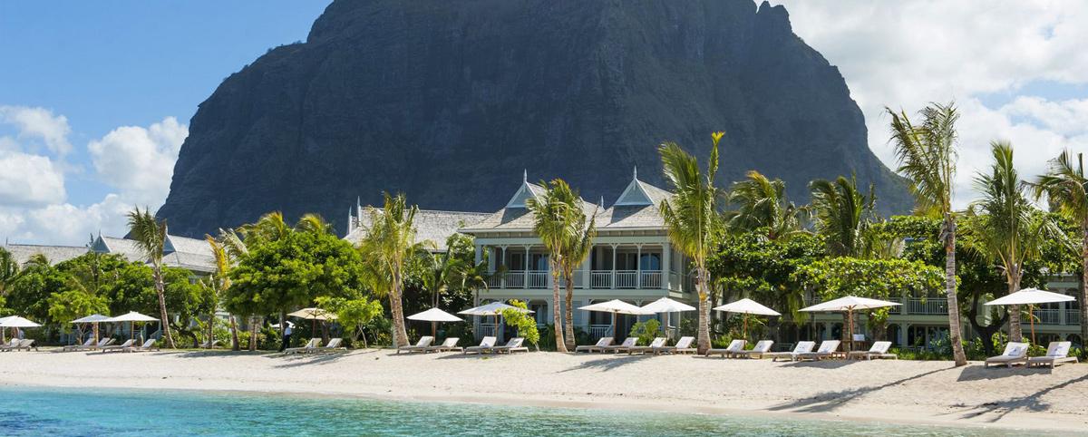 The St. Régis Mauritius