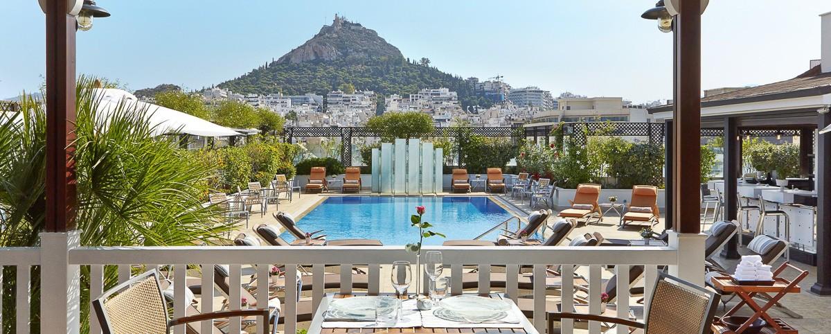 Grande Bretagne Athènes