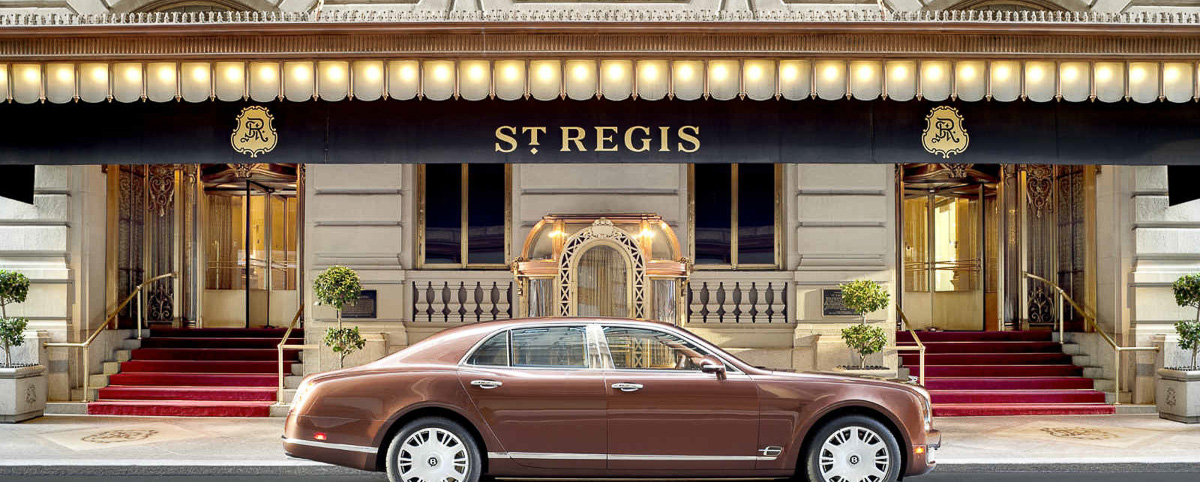 The St. Régis New York