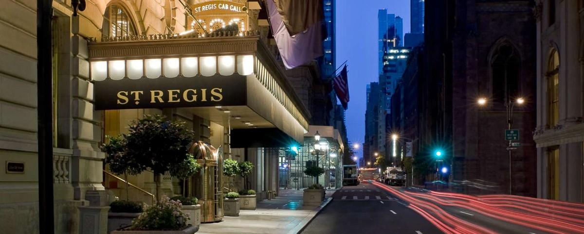 The St. Régis New York