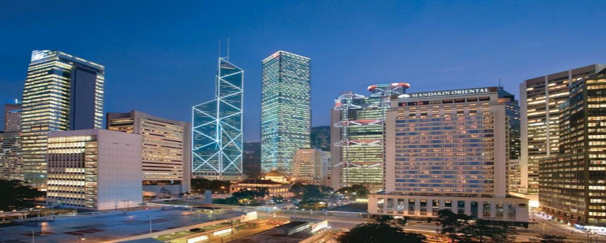 Mandarin Oriental Hong-Kong