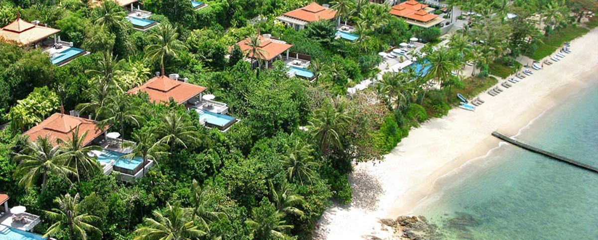 Trisara Luxury Resort Phuket