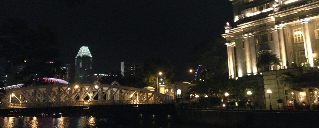 séjourner a Singapour
