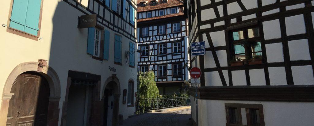 strasbourg week-end alsace petite france