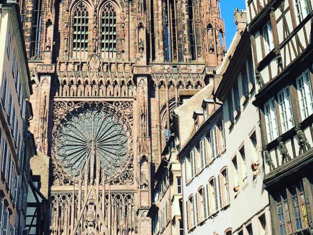 strasbourg week-end alsace cathedral