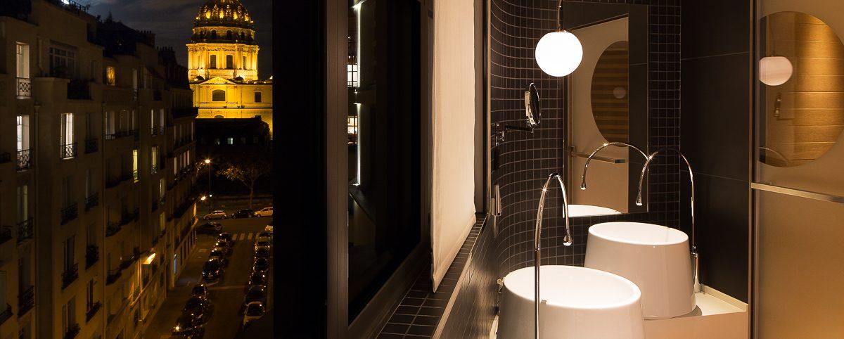 Cinq Codet Paris luxury hotel loft spirit Paris 7 hotel luxe Paris 7eme arrondissement