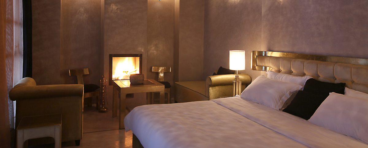 Riad Joya Marrakech boutique hotel luxe