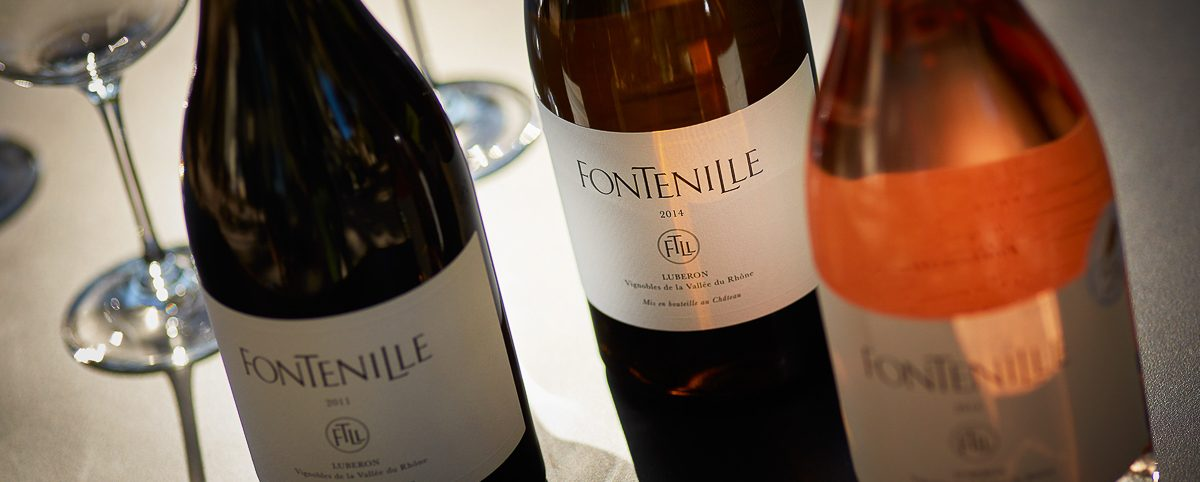 Domaine de Domaine Fontenille - 84360 Lauris - France
