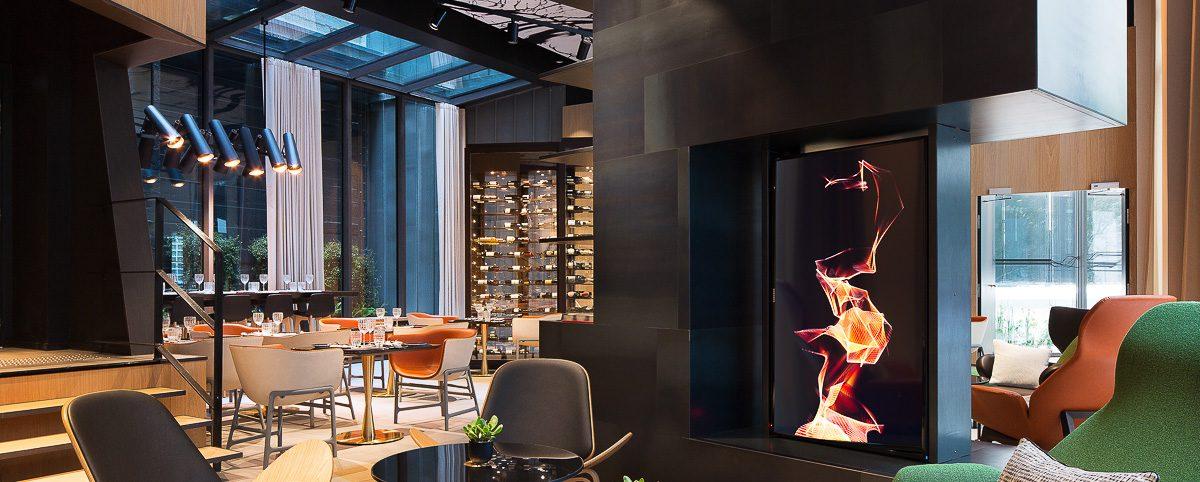 Le 5 codet paris rw luxury hotels resorts for Boutique hotel 7eme