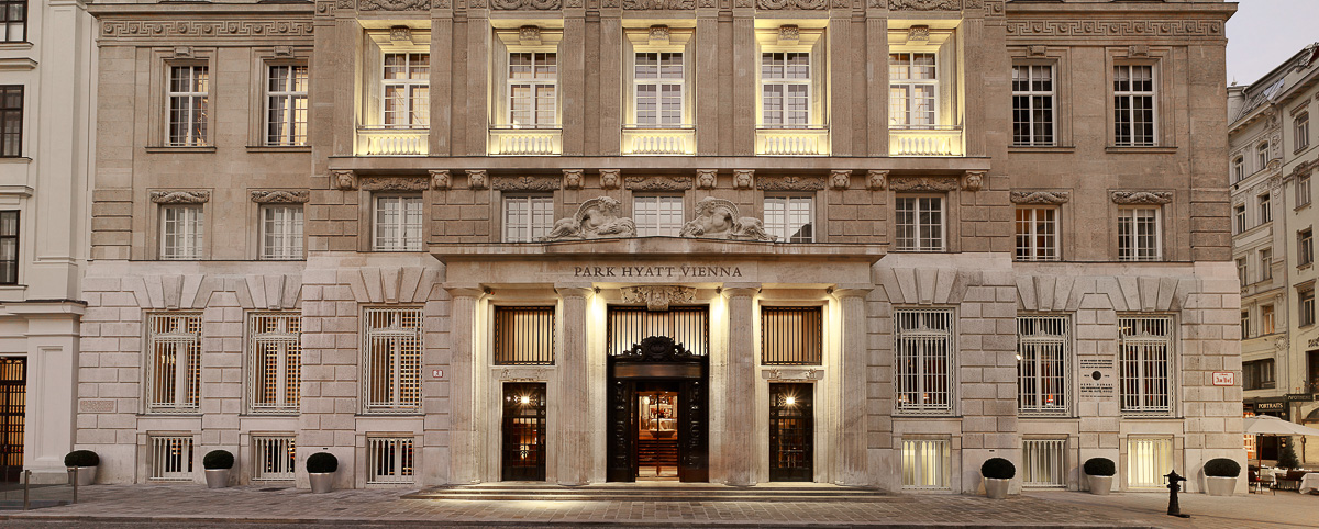RW Luxury Hotels & Resorts ©park-hyatt-vienne autriche