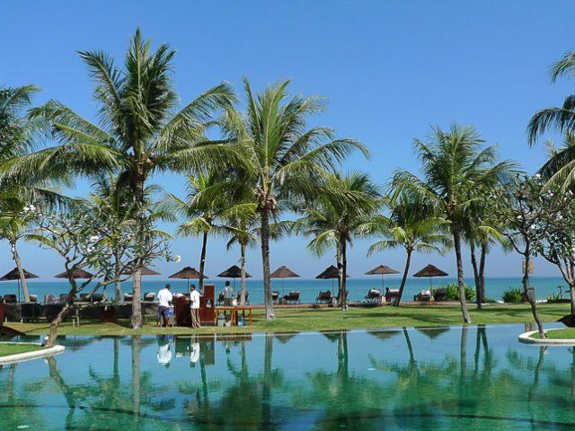 plage bali hotels de luxe