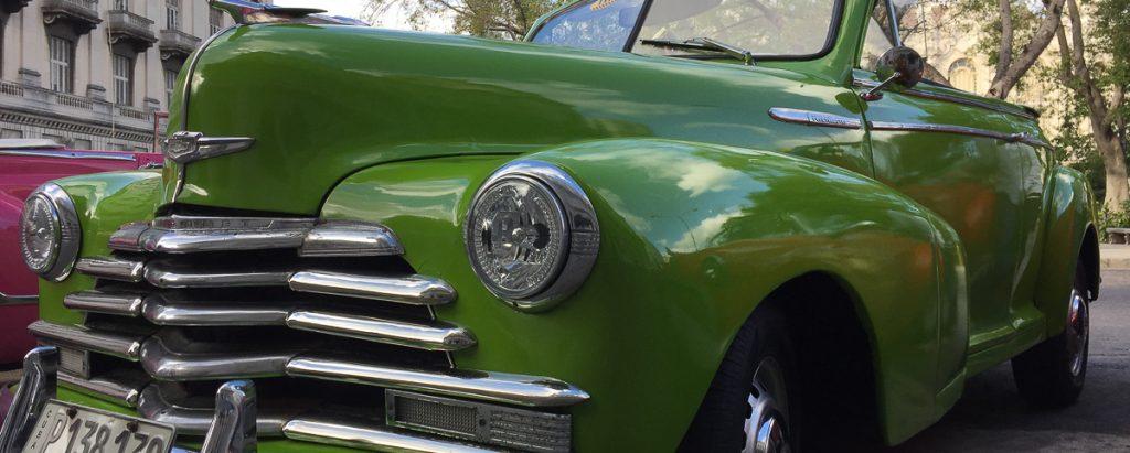 Les mythiques voitures américaines de Cuba RW Luxury Hotels & Resorts