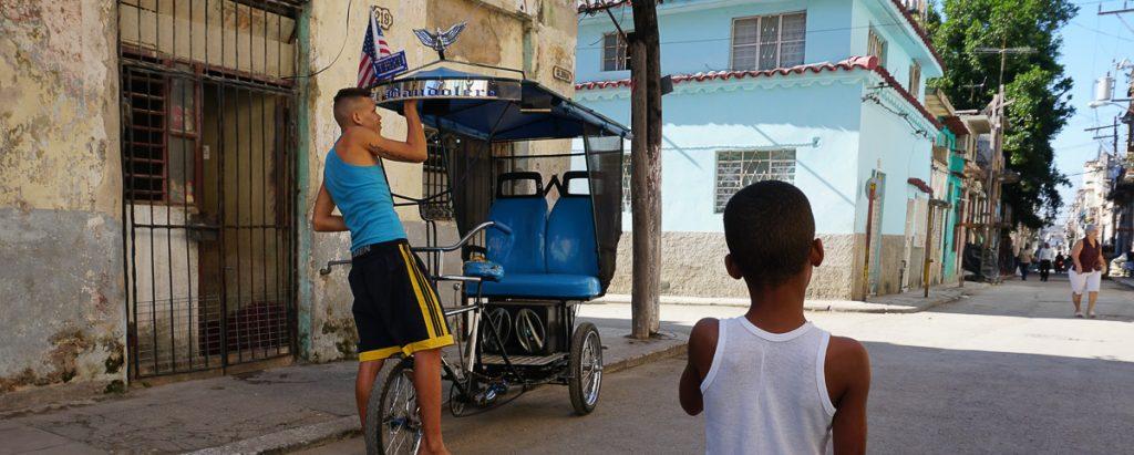 Cuba boy