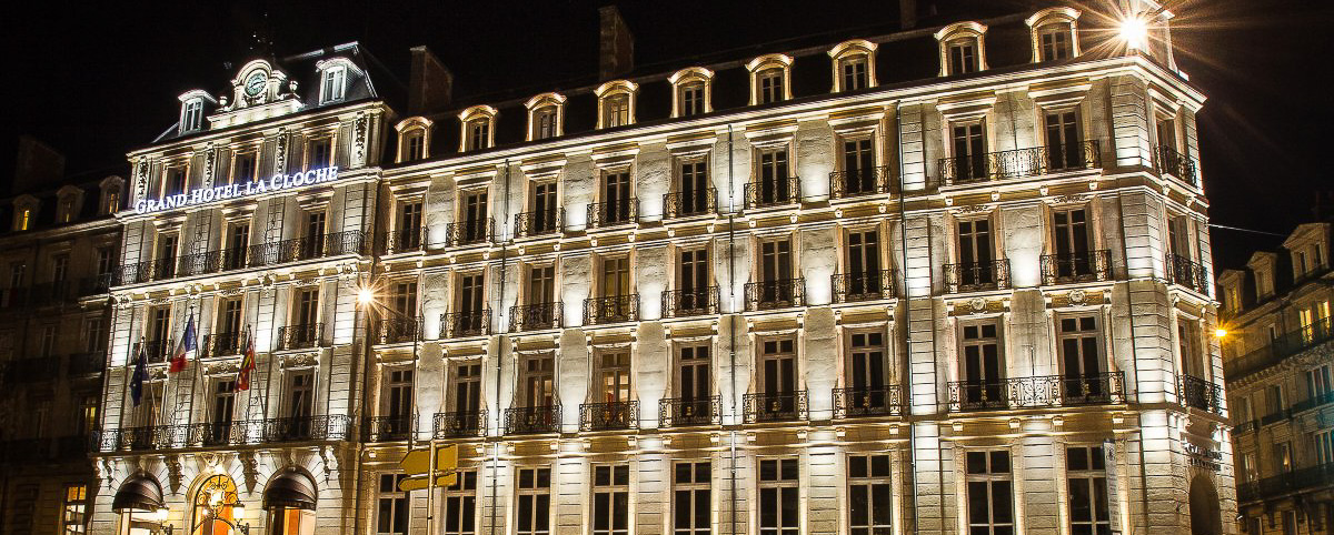 Hotel la Cloche Dijon Burgundy