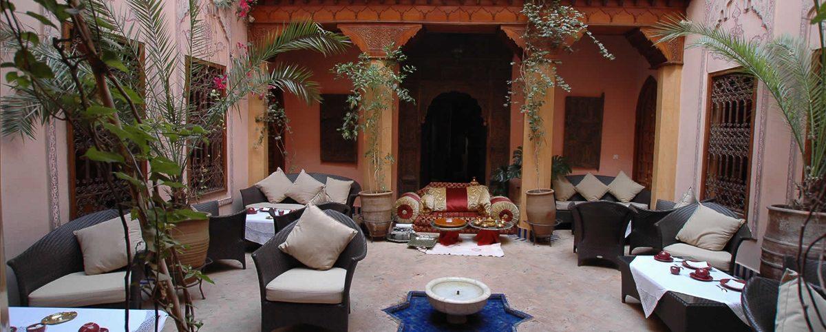 RW Luxury Hotels & Resorts Hotel de luxe Marrakech