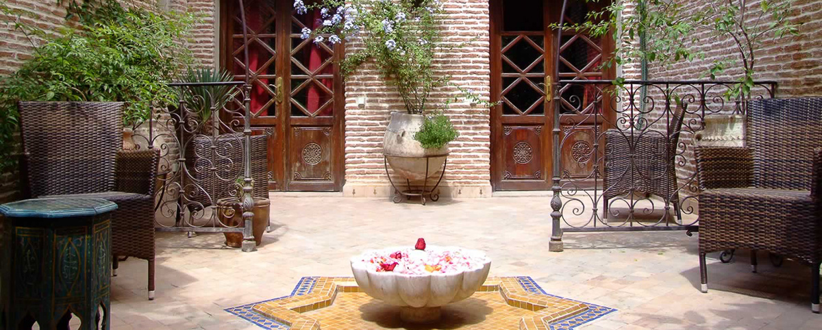 RW Luxury Hotels & Resorts Hotel de luxe Marrakech