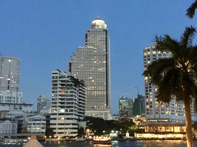 Escale luxe a Bangkok