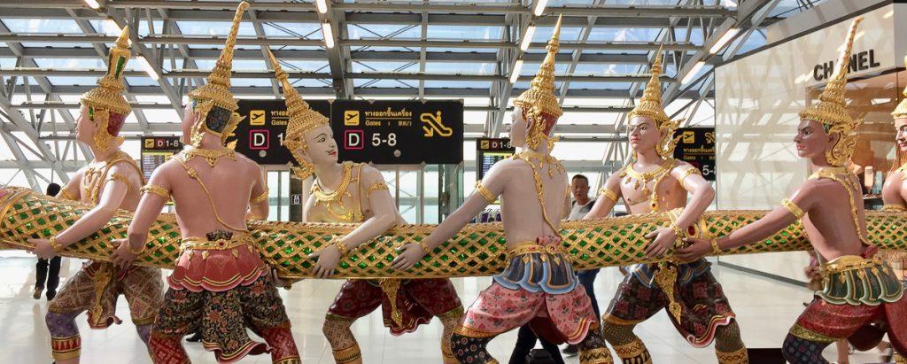 Bangkok Airport Escale luxe a Bangkok