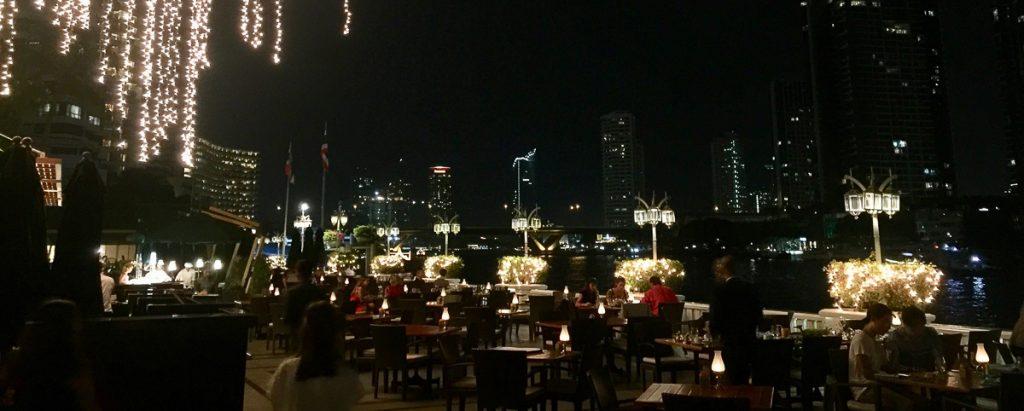 Bangkok Escale luxe a Bangkok
