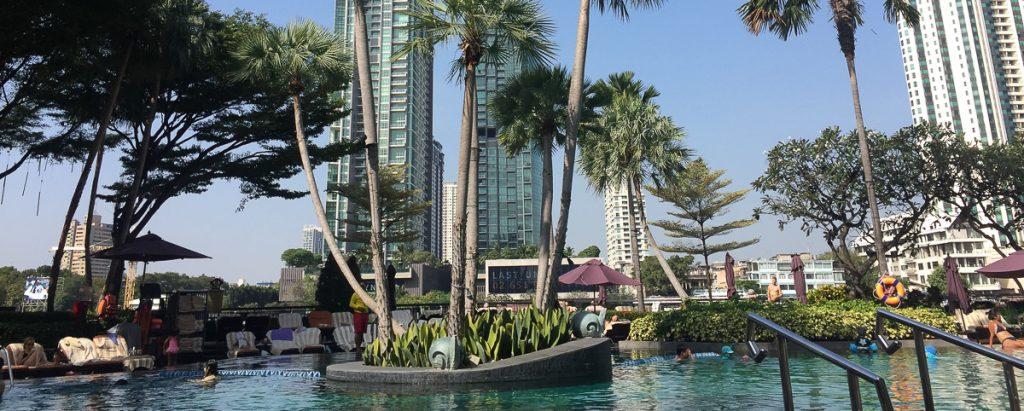 Bangkok Shangri La Escale luxe a Bangkok