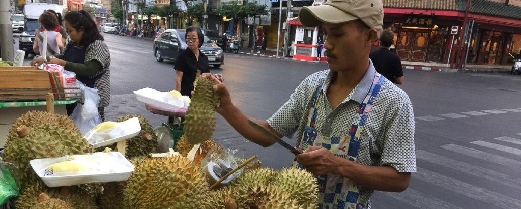 Bangkok Market Escale luxe a Bangkok