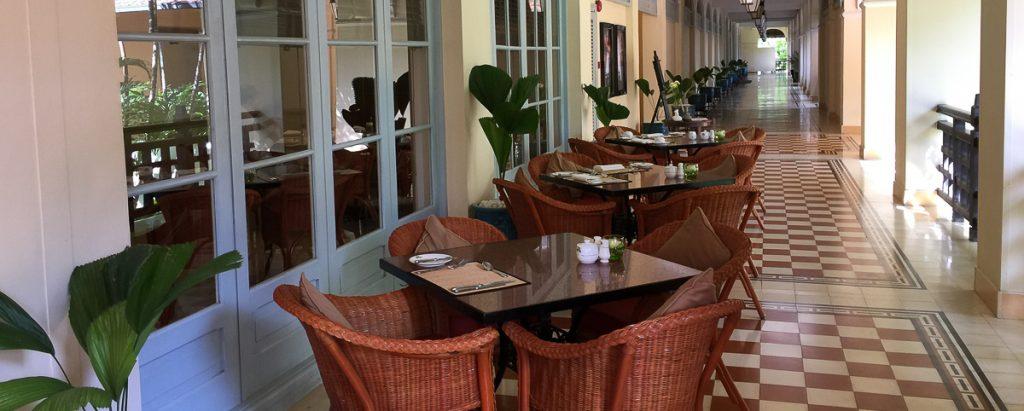 RW Luxury Hotels & Resorts Raffles Phnom Penh Cambodge