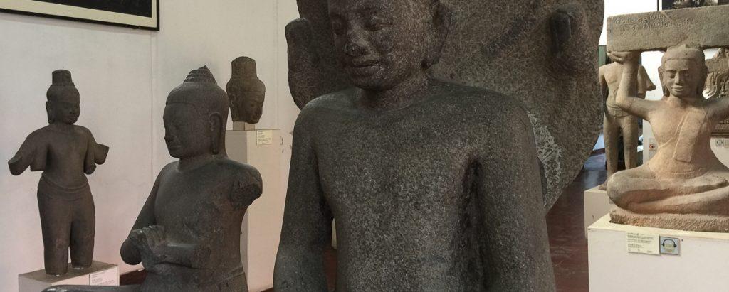 RW Luxury Hotels & Resorts Phnom Penh Cambodge museum