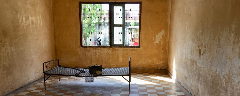 RW Luxury Hotels & Resorts Phnom Penh Cambodge prison