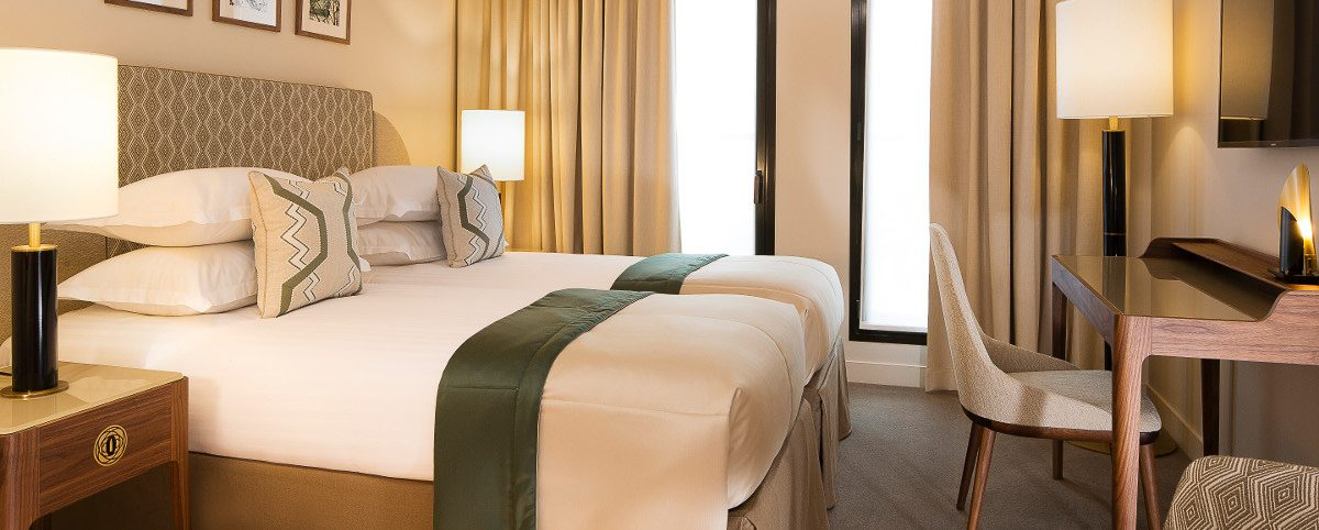Le Tsuba hotel Paris RW Luxury Hotels & Resorts