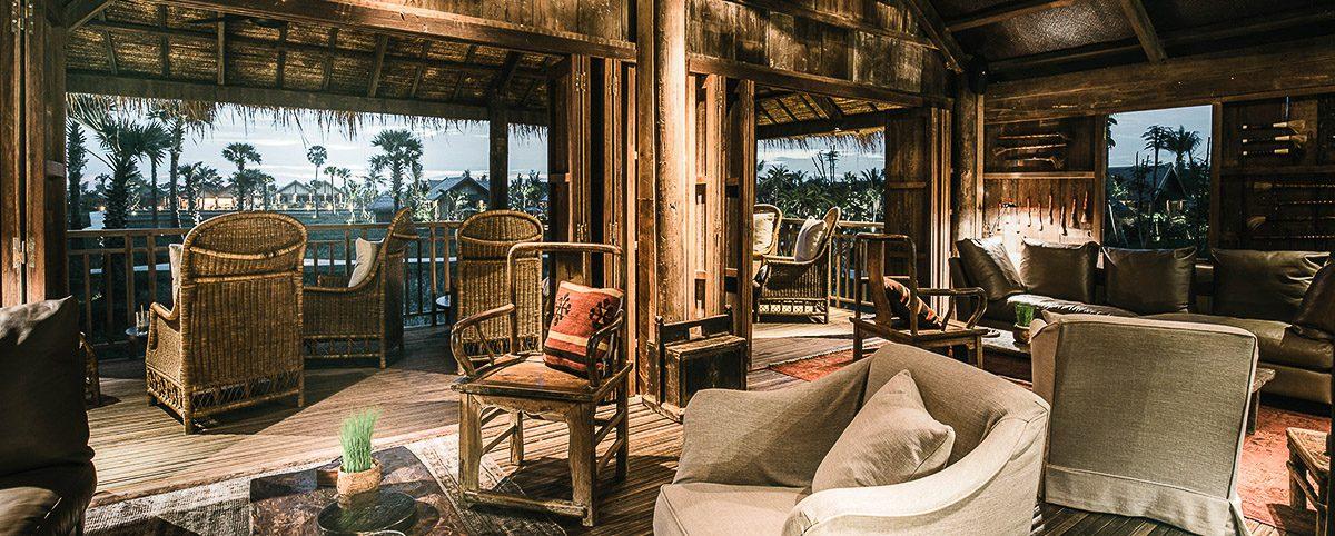 Phum Baitang Siem Reap luxury hotel Siem Reap Angkor