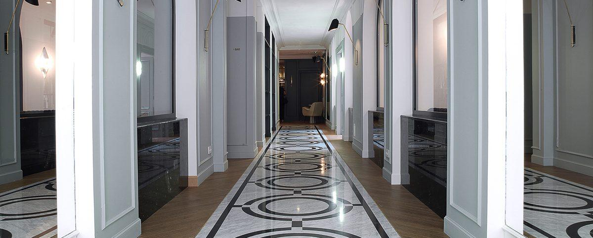 Bachaumont Paris Hotel Paris RW Luxury Hotels & Resorts