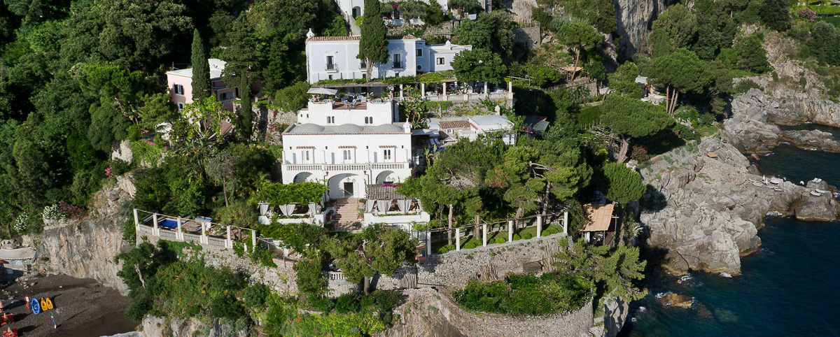 Villa TreVille Positano Italie RW Luxury Hotels & Resorts