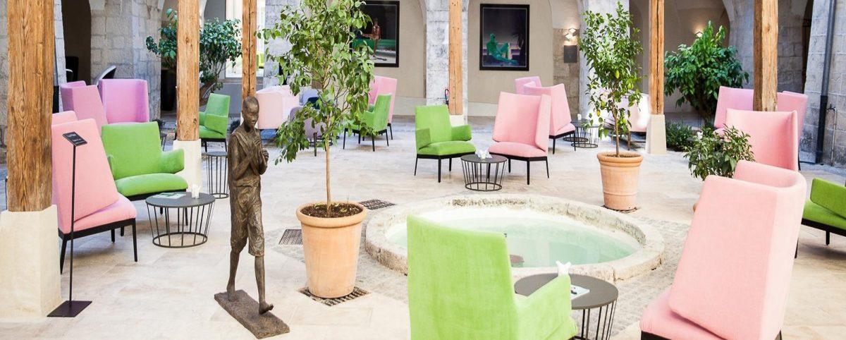 Couvent des Minimes Mane Luberon France Hotel RW Luxury Hotels & Resorts