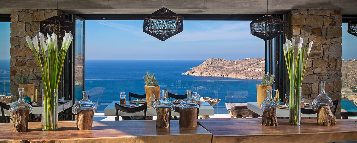 Myconian Utopia Resort luxury hotel Mykonos