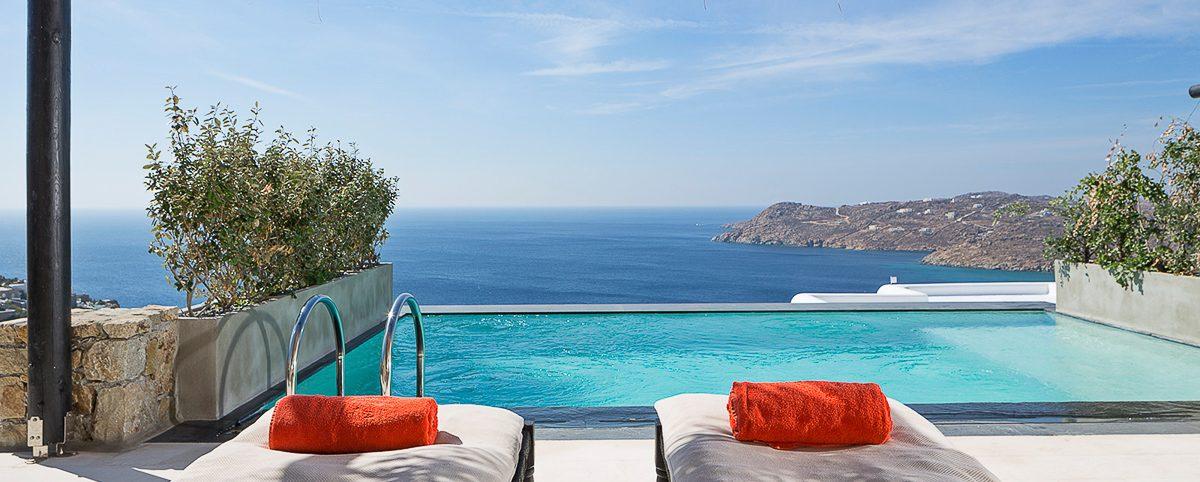 Myconian Utopia Resort Mykonos luxury hotel Mykonos