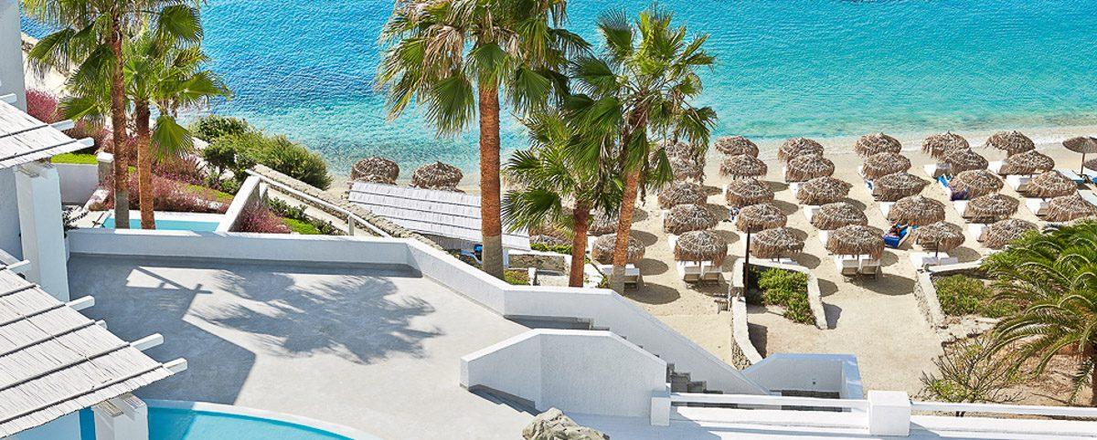 Mykonos Blu Luxury hotel Mykonos