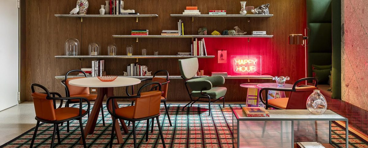 RoomMate Hotel Milan luxury hotel Milan