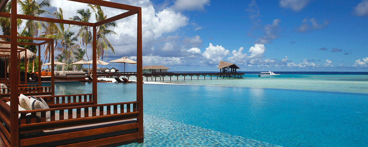 The Residence Maldives luxury hotel Maldives RW Luxury Hotels & Resorts