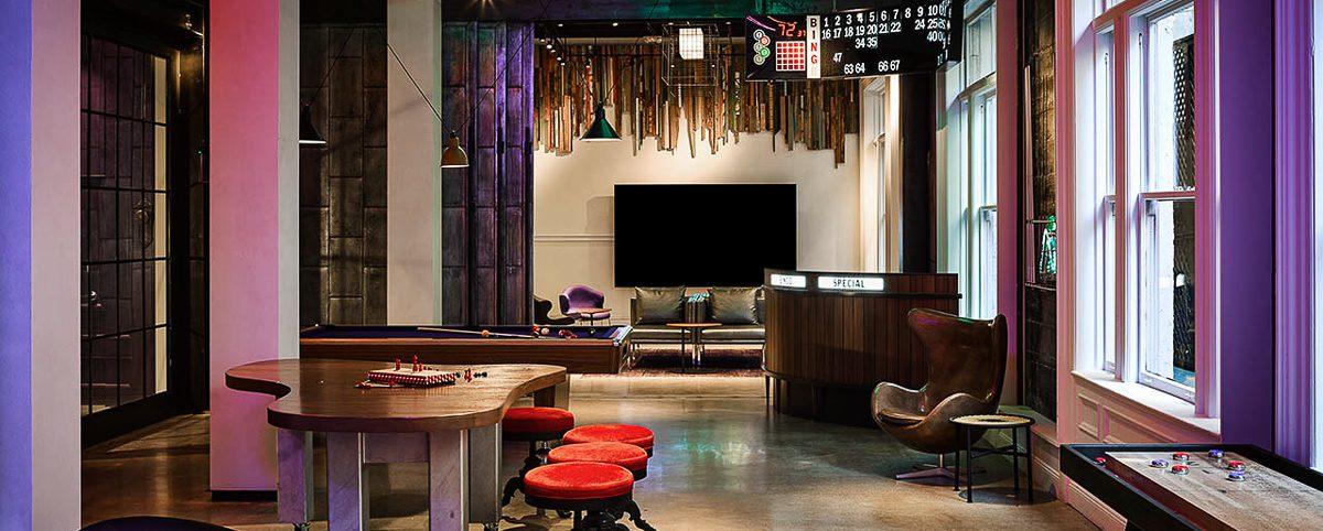 Zeppelin San Francisco luxury hotel