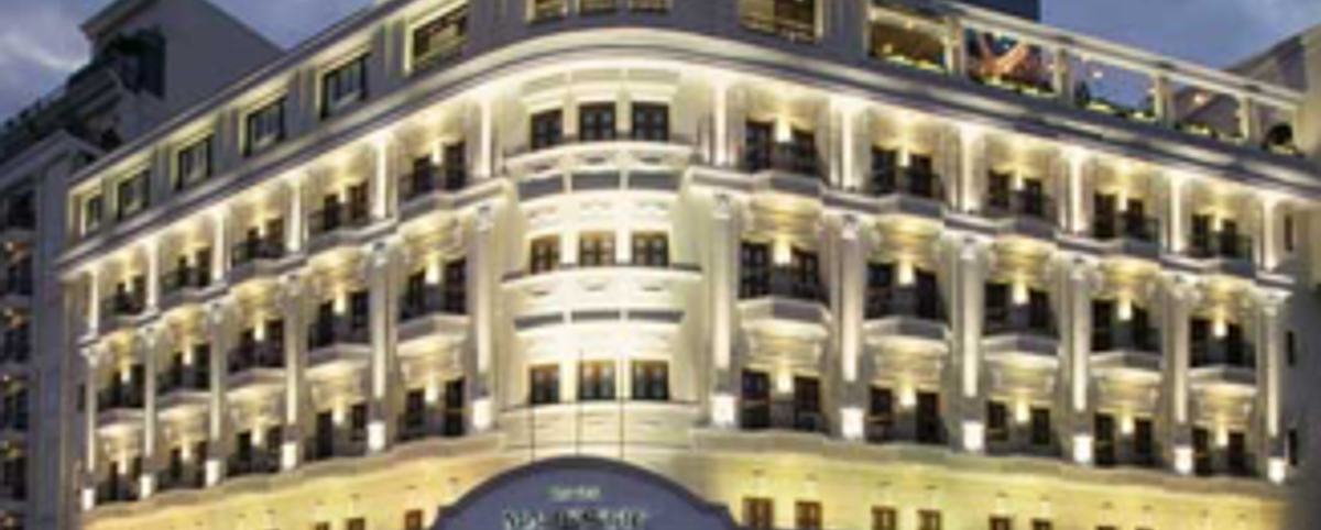 Majestic Saigon Vietnam RW Luxury Hotels & Resorts