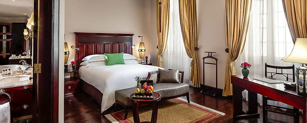 Sofitel Legend Metropole Hanoi RW Luxury Hotels & Resorts
