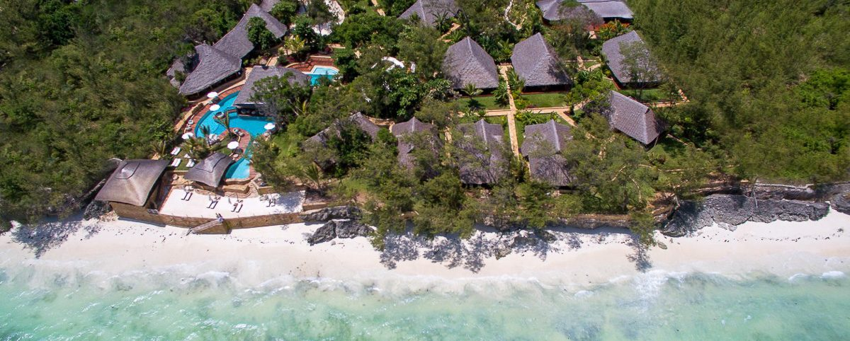 Tulia Zanzibar Unique Beach Resort RW Luxury Hotels & Resorts