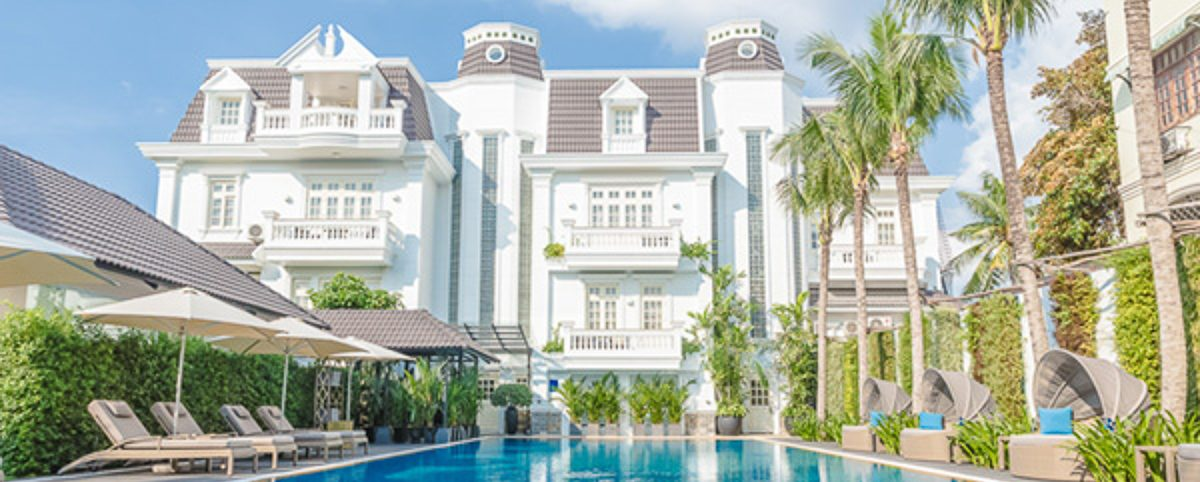 VIETNAM Hoh Chi Ming Villa Song RW Luxury Hotels & Resorts