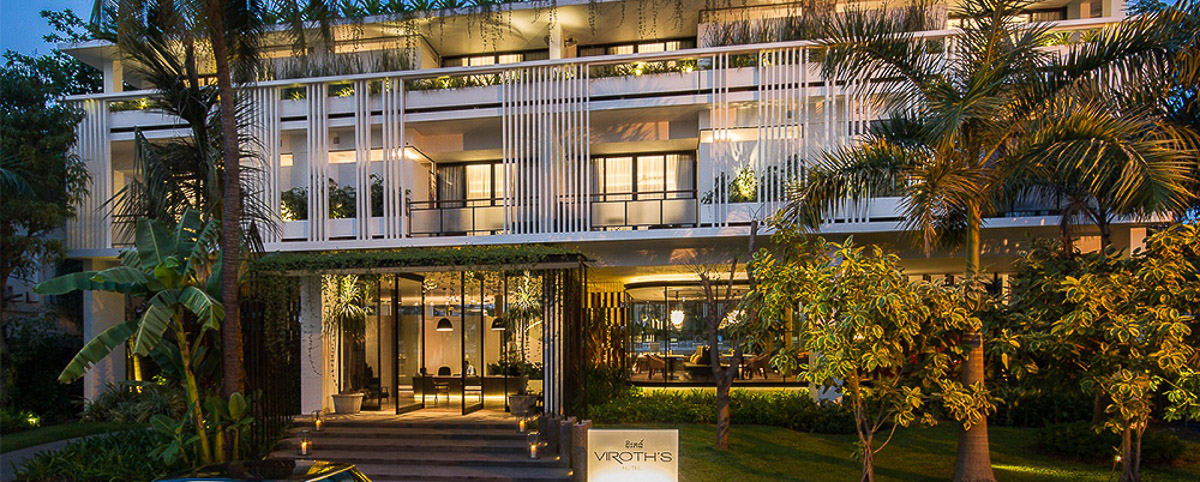 Viroth's Hotel Siem Reap RW Luxury Hotels & Resorts