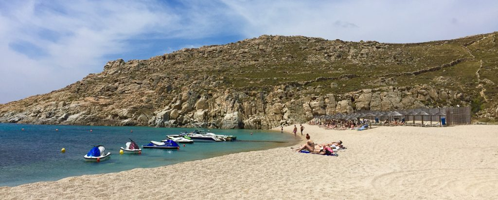 RW Luxury Hotels & Resorts Mykonos grece