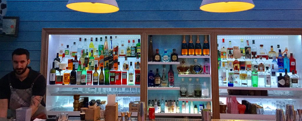 Mykonos Grece Greece bar