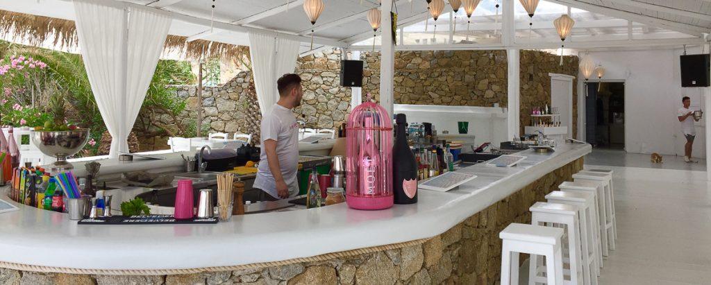 Mykonos Grece Greece beach club