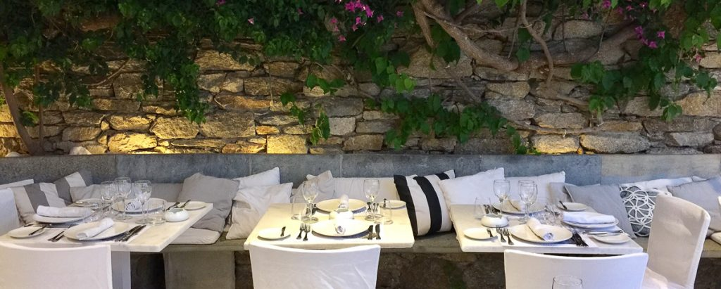 Mykonos Grece Greece restaurant