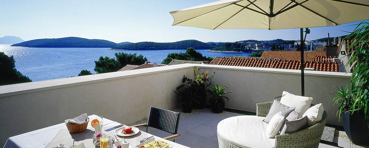 Lesic Dimitri Palace Korcula Croatie RW Luxury Hotels & Resorts